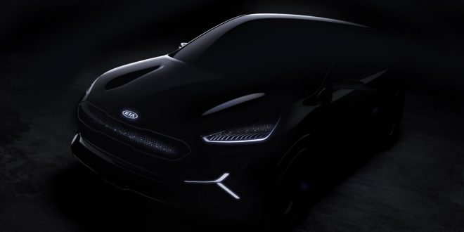 Kia Niro EV Concept Coming to CES