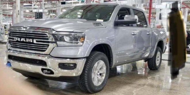 Reddit Shows 2019 Ram 1500 Early