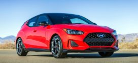 2019 Hyundai Veloster Gains Maturity, Stays Quirky