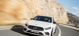 Report: Mercedes-Benz A Class Will Offer Two PHEV Variants