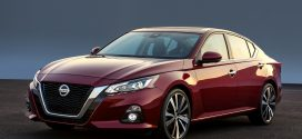 Ultimate Altima: 2019 Nissan Altima Gains AWD, New Engines