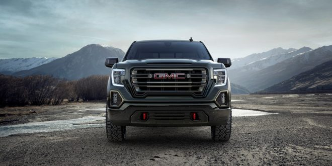 GMC Considering Electric Pickup Truck