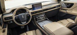 Lincoln Goes Keyless With 2020 Aviator