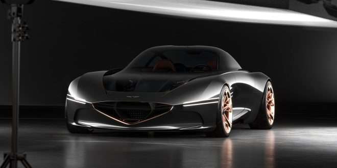 Genesis Essentia Concept is a Modern-Day GT