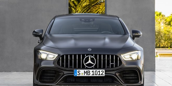 Mercedes-AMG Says Rear-Wheel-Drive Dying Off