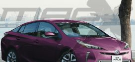 Report: 2019 Toyota Prius Getting Refreshed Design