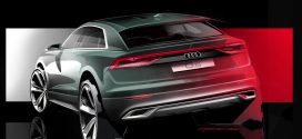 Audi Teases Upcoming Q8 Flagship SUV