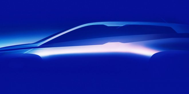 BMW Offers Shadowy Teaser of iNext Flagship