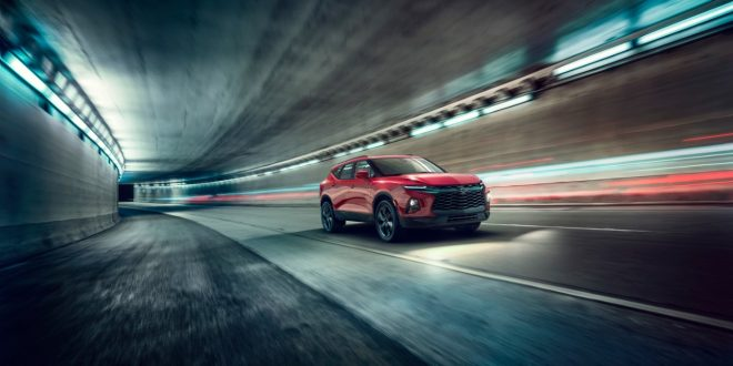 Chevrolet Blazer Returns at $29,995