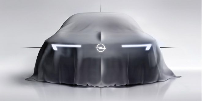 Opel Teases New Design Language
