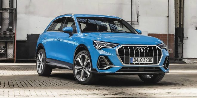 2019 Audi Q3 Revealed With Q8 Inspired Design