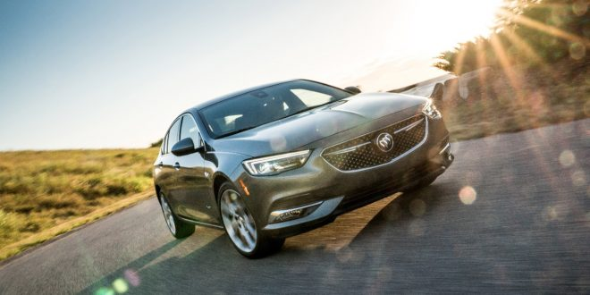 2019 Buick Regal Gains Avenir Guise