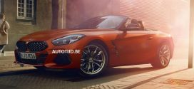 New BMW Z4 Leaks Ahead of Pebble Beach Debut
