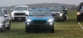 FCA Sweeps CUV, SUV and Truck of Texas Awards at Texas Auto Writers Truck Rodeo