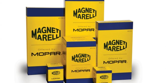 Fiat Chrysler Sells Magneti Marelli Parts Division