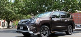 2018 Lexus GX460: Roaming Like A Dinosaur