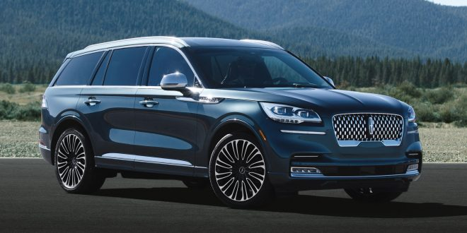 2020 Lincoln Aviator Revealed With 450 HP Plug-In Hybrid