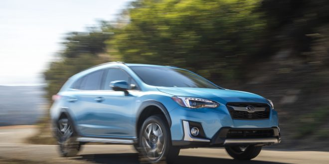 Compliance Check: 2019 Subaru Crosstrek Plug-In Hybrid