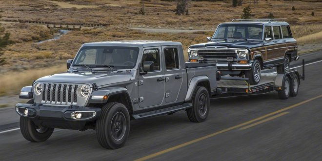 2020 Jeep Gladiator Priced From $35,040