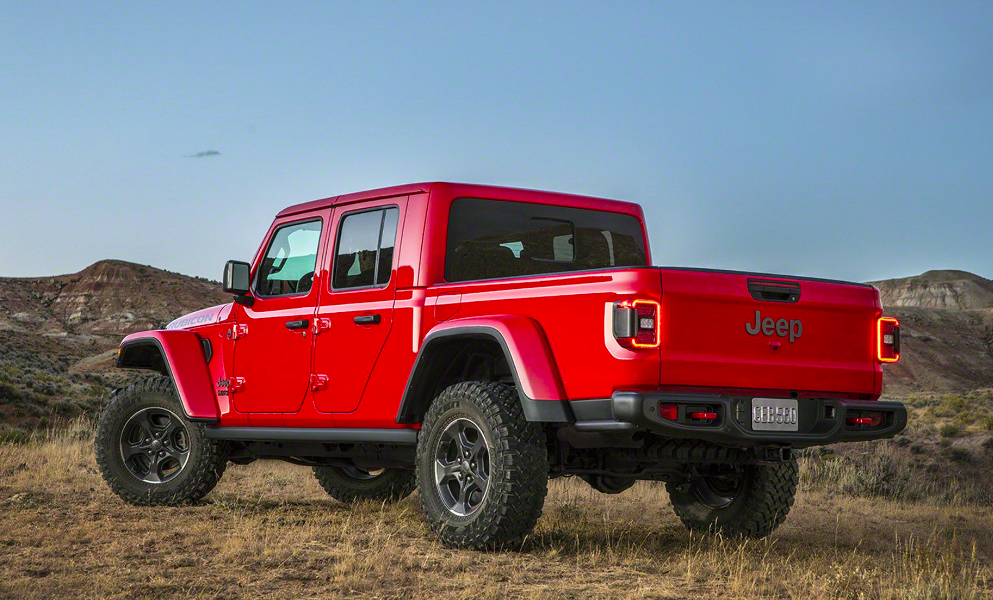 2020 Jeep Gladiator: The Jeep Pickup We've Been Waiting On ...