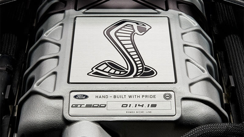 Ford Teases 2020 Mustang Shelby GT500 Supercharger ...
