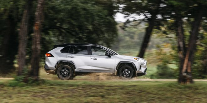 First Drive: 2019 Toyota RAV4 Hybrid and Adventure Carry Akio's Touch