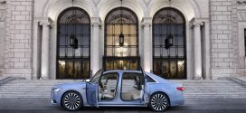 Lincoln Continental Officially Brings Back Suicide Doors