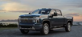2020 Chevrolet Silverado HD Revealed in High Country Flavor
