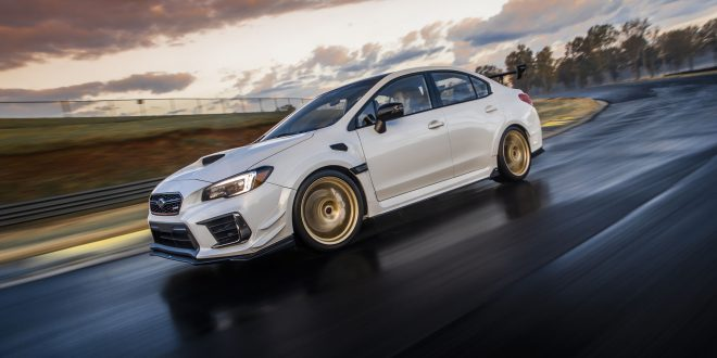 Subaru Tecnica International Releases Powerful S209