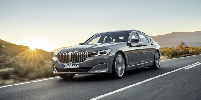 Refreshed BMW 7 Series Bows With Large Kidneys