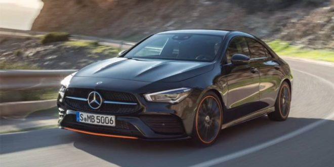 2020 Mercedes-Benz CLA Class Breaks Cover, Grows Up
