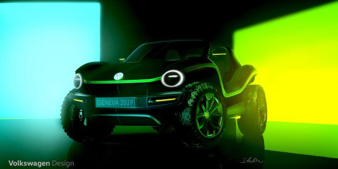VW Revives the Dune Buggy With new Concept