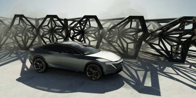 Nissan Blurs Line Between Sedan, Crossover With New Concept