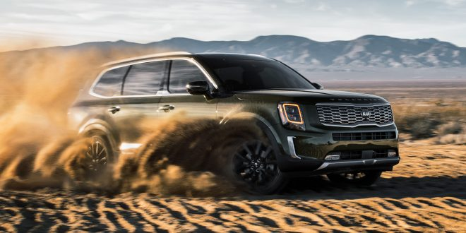 2020 Kia Telluride is Kia's Big Entry in the 8-Passenger SUV Segment
