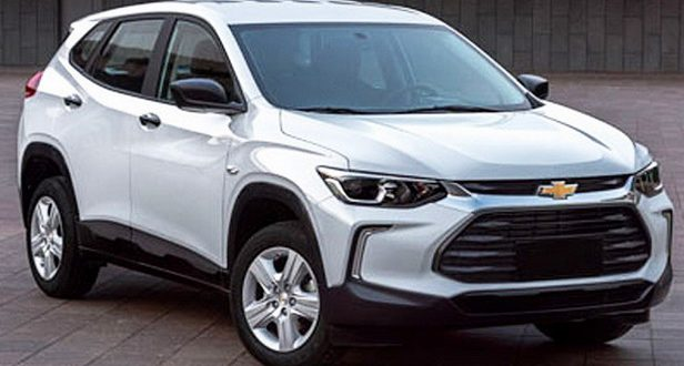 2020 Chevrolet Tracker Breaks Cover in China