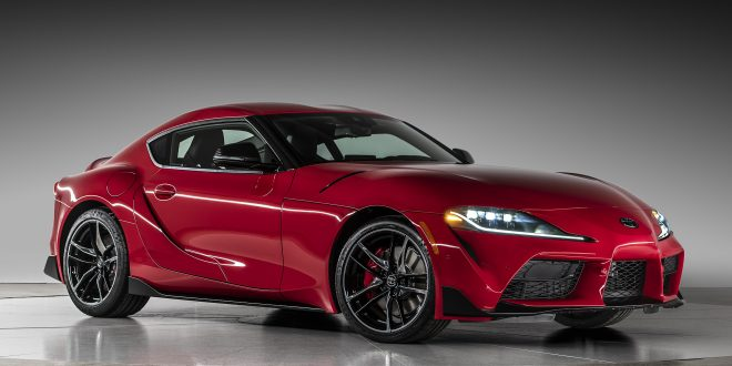2020 Toyota Supra Officially Debuts in Detroit