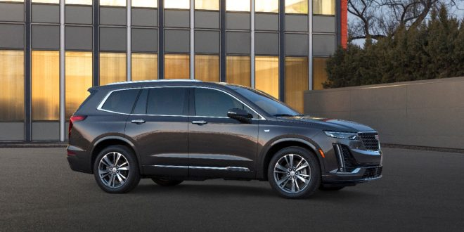 2020 Cadillac XT6 Debuts With 310 HP