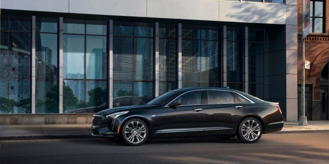 2020 Cadillac CT6 Drops Twin-Turbo V-6