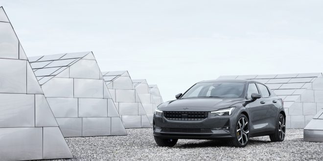 Polestar 2 Electric Fastback Revealed