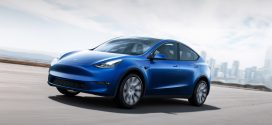Tesla Model Y Reportedly Arriving Soon