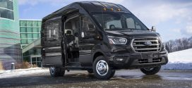 2020 Ford Transit Gains New Features, Versatility