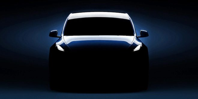 Tesla Teases Model Y Ahead of Debut