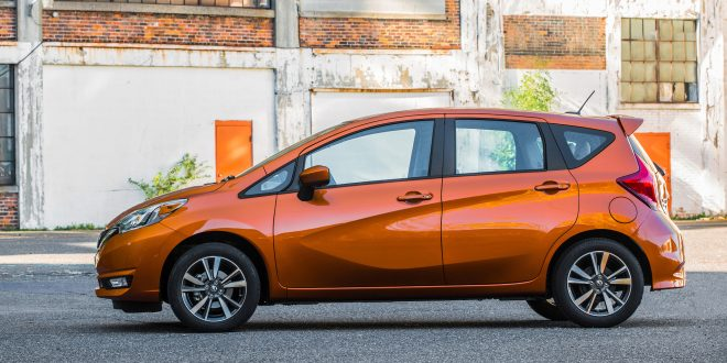 Nissan Tones Out Versa Note