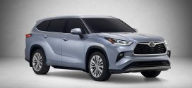2020 Toyota Highlander: More Elegant and Efficient