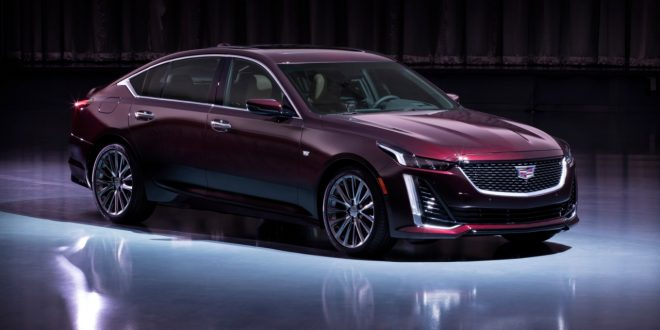 2020 Cadillac CT5 Revealed as Brand's New Compact Sedan