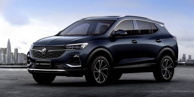 Report: Buick Encore GX Coming Stateside