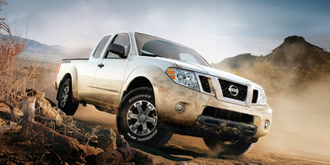 New Nissan Frontier Coming Next Year (Finally)