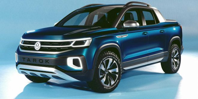 Volkswagen Tarok Could Arrive With Mid-$20,000 Price
