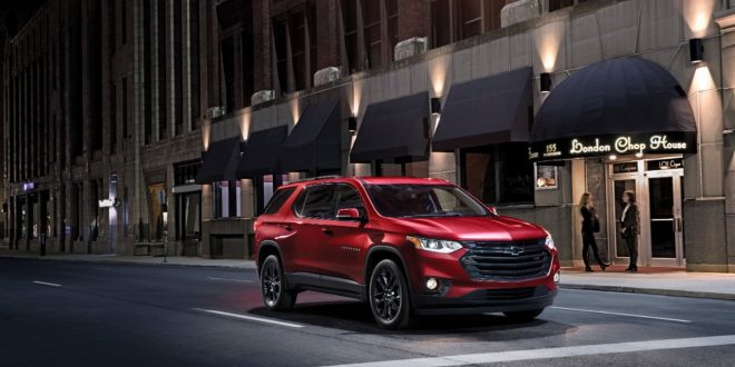 Chevrolet Traverse Ditches Turbo Four-Cylinder Option ...