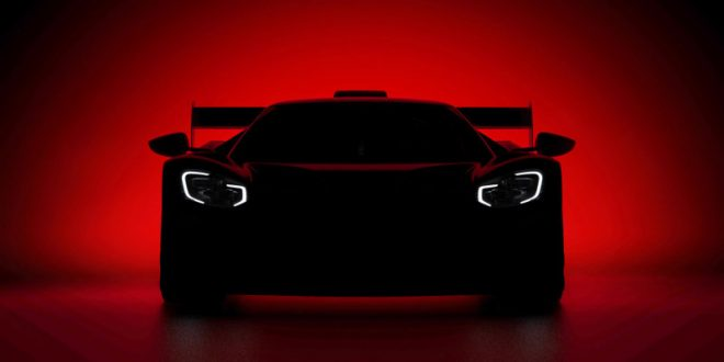 New Ford GT Variant Teased